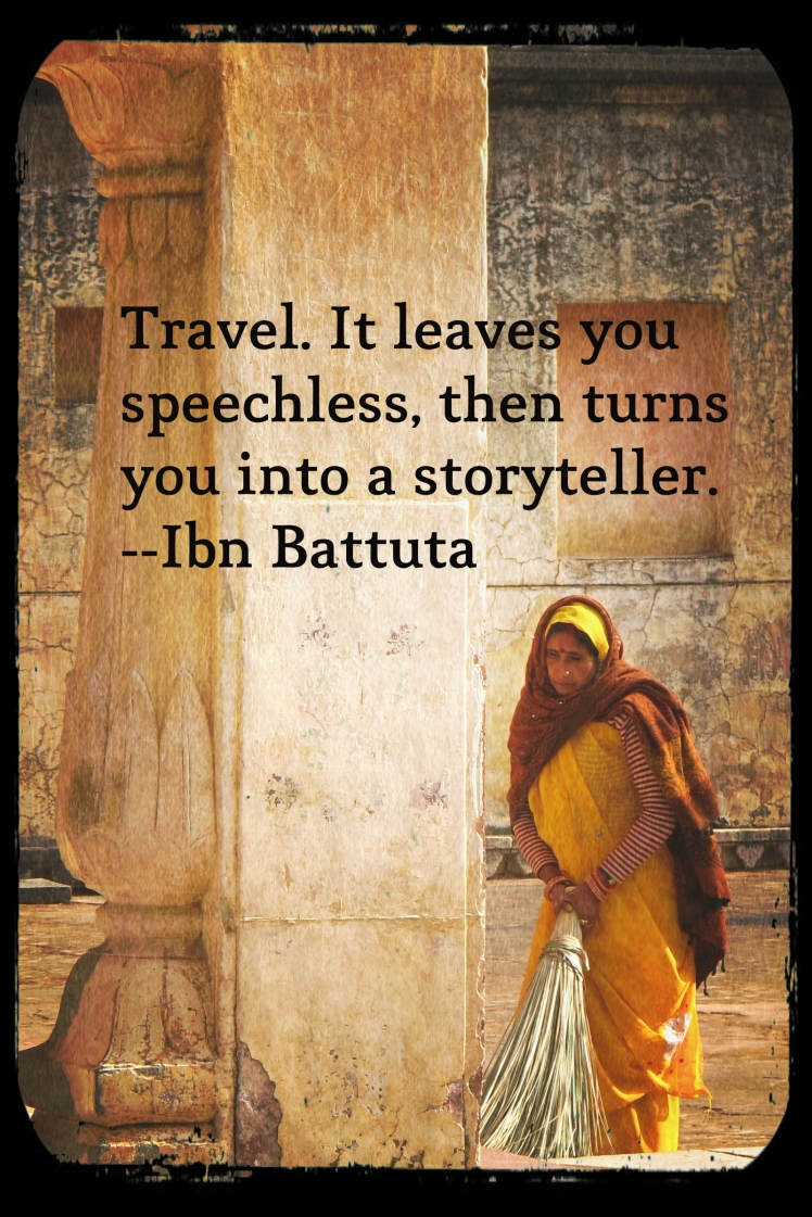 Travel leaves you speechless