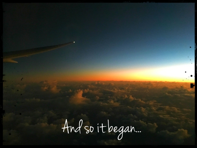 Airplane Sunrise 2